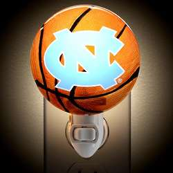 North Carolina Tar Heels Night Light