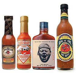 Gourmet Hot Sauce Gift Set