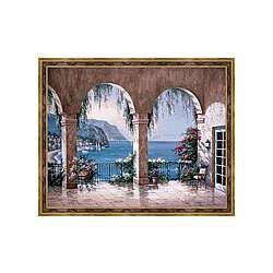 Mediterranean Arch Tapestry