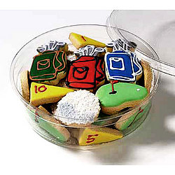 Golf Mini Cookies