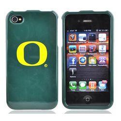 NCAA Oregon Ducks Licensed Apple iPhone 4 Plastic Case