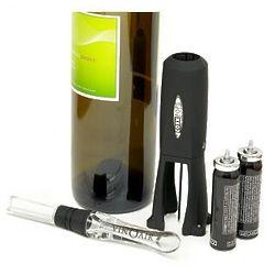 Wine Bottle Opener and Vino Aerator