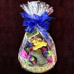 Dog Treats Variety Gift Basket