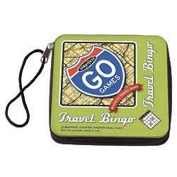 Travel Bingo Magnetic Game