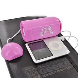 Rock-It Portable Vibration Speakers