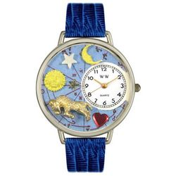 Aries Watch with Zodiac Miniatures