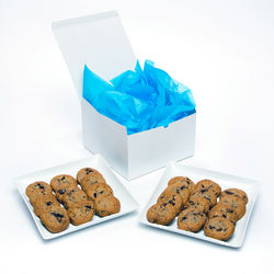 24 Gourmet Chocolate Chip Cookie Box