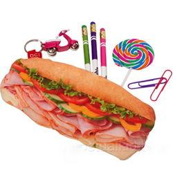 Sub Sandwich Yummy Organizer Pocket