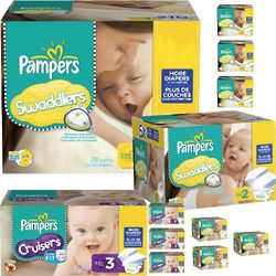 12 Month Diaper Delivery Service