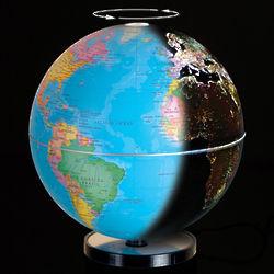 "City Lights 6"" Globe"