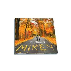 "Personalized ""My Name Is"" Storybook"