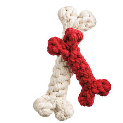 Martha Stewart Rope Bone Toy