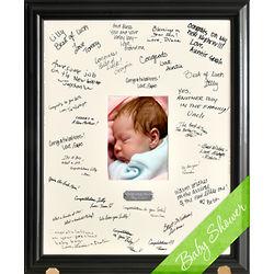 Personalized Celebrations Signature Frame