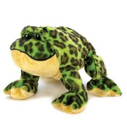 Webkinz Bull Frog Plush