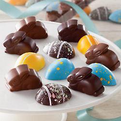 Easter Egg Truffles Gift Box