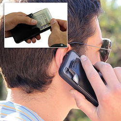 Cell Phone Wallet Set