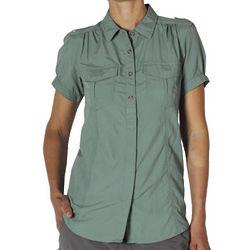 UPF Moisture-Wicking Short Sleeve Shirt