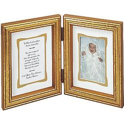 To My Godparent Keepsake Frame