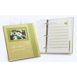 Gardening Journal and Photo Album
