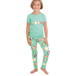 Smart Chick Pajamas for Girls