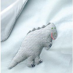 Dinosaur Pillow Pal Blanket