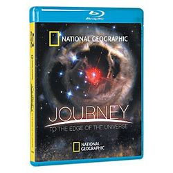 Journey to the Edge of the Universe Blu-Ray Disc