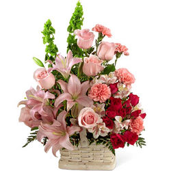 Beautiful Spirit Sympathy Arrangement