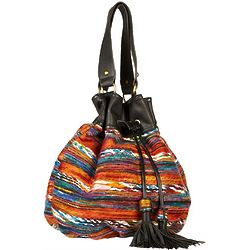 Big Buddha Luiza Drawstring Bag