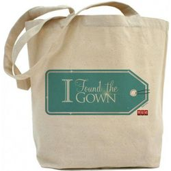 I Found the Gown Logo Tote Bag