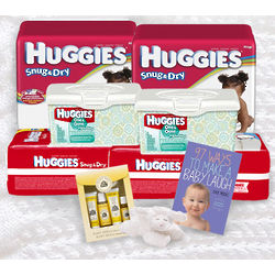 Squeeze Me Baby Gift Basket