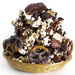 Chocolate Mountain Gourmet Gift Basket