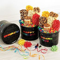 Say it In Color Thank You Snacks Gift Tin