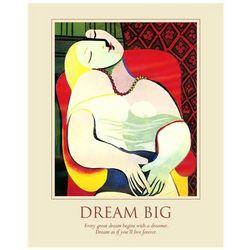 Dream Big Personalized Art Print