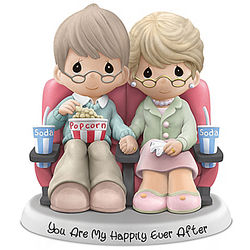 Precious Moments You Are My Happily Ever After Couple Figurine