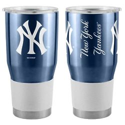 New York Yankees 30oz Ultra Navy Travel Tumbler