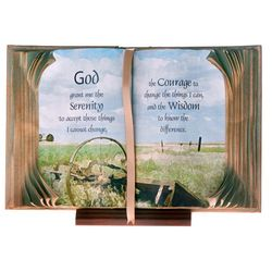 Serenity Prayer Book of Love