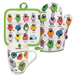 Wacky Woolies Kitchen Set