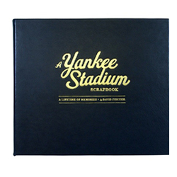 """Yankee Stadium Scrapbook"" by David Fischer"