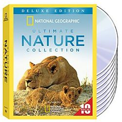 National Geographic Ultimate Nature DVD Collection Deluxe Edition