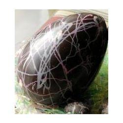 Giant Dark Chocolate Easter Egg