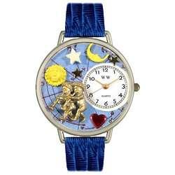 Gemini Watch with Zodiac Miniatures