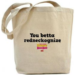 Here Comes Honey Boo Boo You Betta Redneckognize Tote Bag