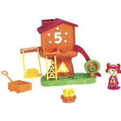 Team Umizoomi Milli's Matching Treehouse Playset
