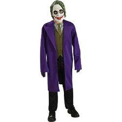The Joker Tween Costume