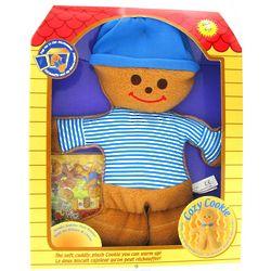 Gingerbread Man Heatable Cozy