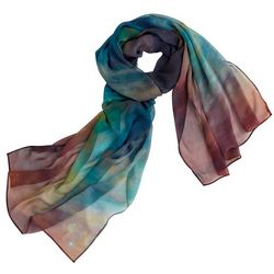 Hubble Silk Scarf