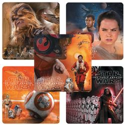 Star Wars: The Force Awakens Novelty Stickers