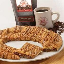 Racine Danish Kringle and Coffee Gift Set