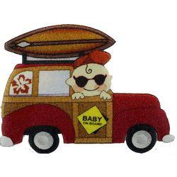Baby On Board One Piece Bodysuit