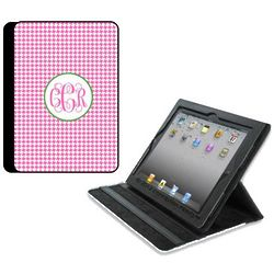Prep in Your Step Pink iPad Folio